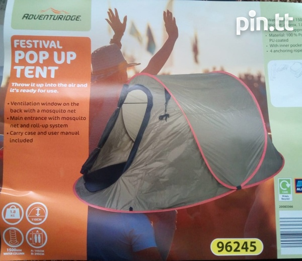 NEW POP-UP CAMPING TENTS-1