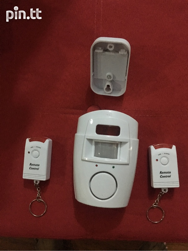 Safety and security device for home