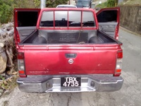 Nissan Frontier, 2004, TBX 4735