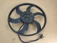 BMW 1, 3, X1 Series Cooling Fan E81-E93