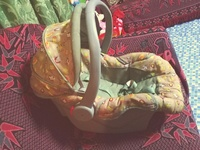 Baby Carseat Carrier and Rocker 3 in 1