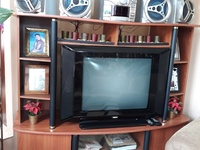 Space Saver only to fit 36 inch television