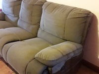 3 seater recliner Curepe