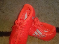 Adidas soccer boots