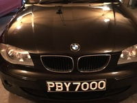 BMW 1-Series, 2005, PBY