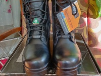 Tactical 5.11+ Steel Tip Boots Size 10 New