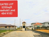 RESIDENTIAL LOT IN GATED COMMUNITY, CUNUPIA