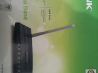 Tp link wireless router Dual Band