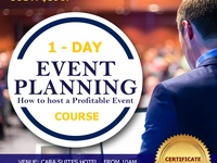 ONE-DAY EVENT PLANNING COURSE