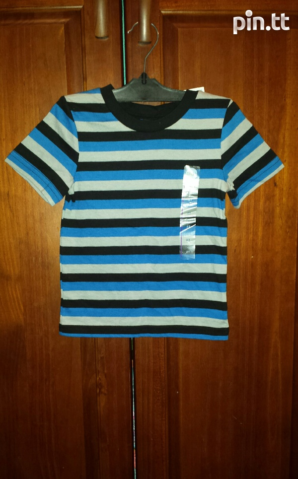 Boy's Stripped t-shirt