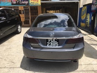 Honda Accord, 2013, PDC