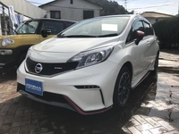 Nissan Note, 2016, roll on roll off