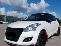 Suzuki Swift, 2014, PDG