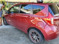 Nissan Note, 2015, PDT