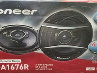 Pioneer 6.5 speakers 1 pair left