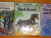 Assorted Illustrated Classic Editions