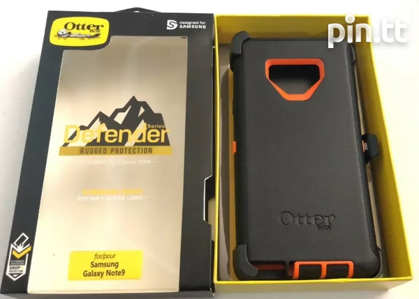 Samsung Note 9 Defender Screenless Edition OtterBox Case-2