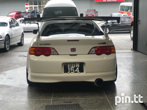 Honda Civic, 2005, PBW-2