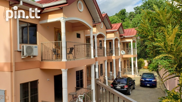 Maraval apartment with 2 bedrooms-2