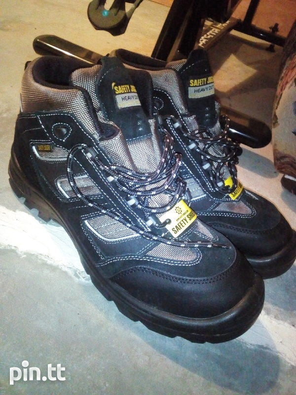 Safety Joggers Steel Tip Boots-1