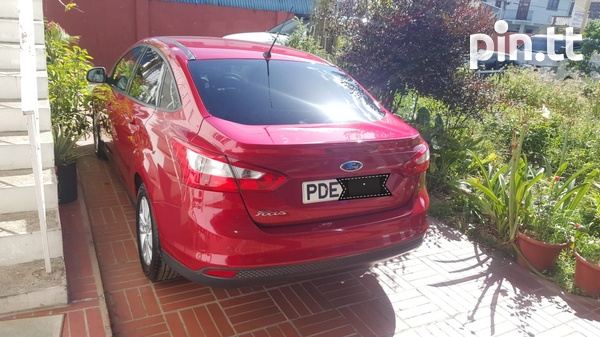 Ford Focus, 2014, PDE-2