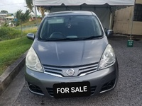Nissan Note, 2014, PDN