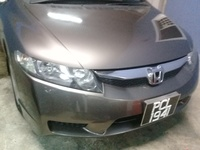 Honda Civic, 2009, PCL