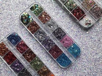So Sway glitter mix case