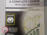 Mathematics a complete course