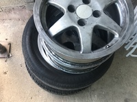 14inch Rims and Tyres