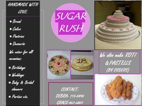 Sugar Rush Baking Services