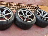 18x10.5 Rims and Tyres 5x114