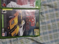 Two Xbox games