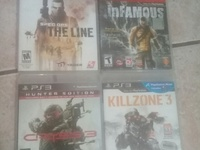 Ps3, Ps4, Xbox one, Xbox 360 games
