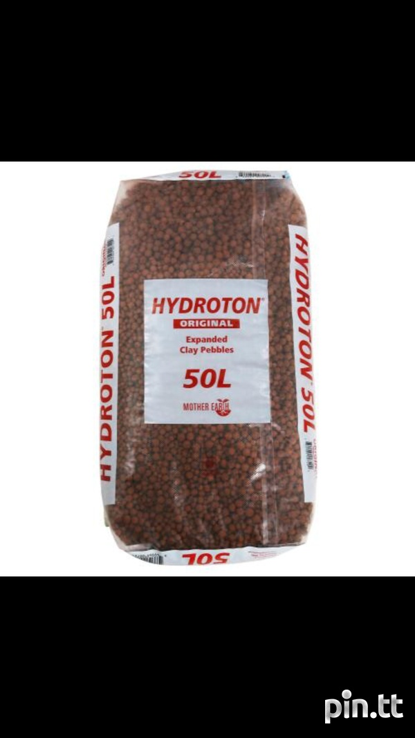 Hydroton Clay pebbles 50L Delivered-1