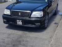 Toyota Crown, 2003, PCE