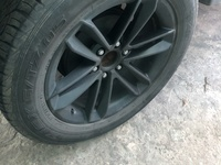 20 Inch Rim And Tyres