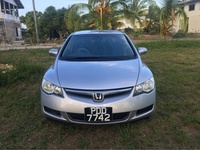 Honda Civic, 2010, PDD