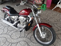 Honda Shadow, 2002, PBO