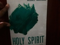Holy Spirit by Michael Koulianos