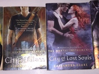 Adventure/romance book series
