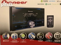 NEW Pioneer FH-S501BT