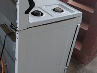 GE electric/gas Stove