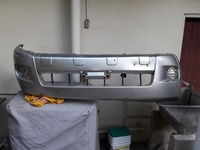 Front bumper for Hilux