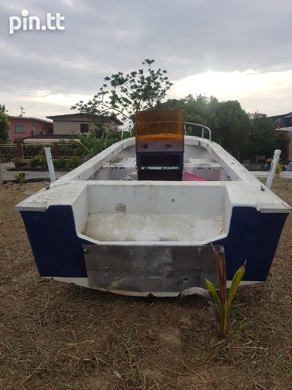 Boat and trailer-4