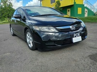 Honda Civic, 2010, PCN