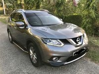 Nissan X-trail, 2014, PDE