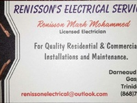 Renisson's Electrical Services