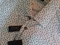 New Zara Man Collection Designer Shirts