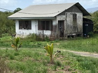 Undeveloped house with 1 bedroom